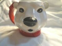 Vintage Dakin 1994 Coca-Cola Polar Bear 16 oz. Coffee Mug - Pre-Owned