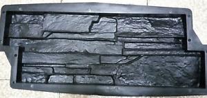 Tableau de moules béton Pierre faux formulaire briques de parement BRICOLAGE