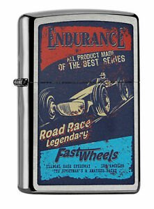 Zippo endurance Legendary Road Race Fast Wheels best series Big Block US Car V8