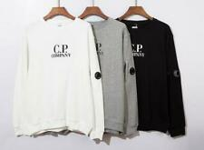 2020 men CP classic logo lens letter print pullover round neck sweatshirt