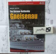 *The German Battleship Gneisenau - TopDrawings, KAGERO