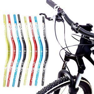 31.8MM Aluminium Alloy MTB Mountain Downhill Bike Handlebar Bicycle Riser Bar