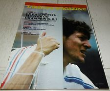 EQUIPE MAGAZINE N°382 1988 FOOTBALL FERNANDEZ GOLF LORENZI CYCLISME FONDRIEST