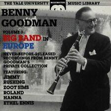 Goodman, Benny - Vol. 3-Yale Recordings - Goodman, Benny CD LHVG The Cheap Fast
