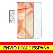 Cristal Templado OPPO FIND X2 / FIND X2 PRO Protector Pantalla Toallita a4572 nt
