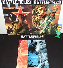 "GARTH ENNIS BATTLEFIELDS ""NIGHT WITCHES"" 3 BOOK SET COMPLETE VOL 1 + V6 & V8 NEW"