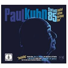 Paul Kuhn - Swing 85  Limited Edition Birthday Box [CD]