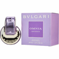 OMNIA AMETHYSTE 65ml EDT SPRAY FOR WOMEN BY BVLGARI -------------- NEW PERFUME #