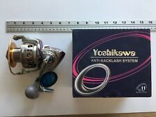 Yoshikawa  CS7000 ANTI-BACKLASH SYSTEM fishing line spinning wheel