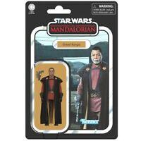 "GREEF KARGA VC185 Star Wars 2021 3.75"" Scale Action Figure Mandalorian in hand"