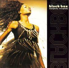 BLACK BOX-EVERYBODY, EVERYBODY SINGLE VINILO 1990 SPAIN
