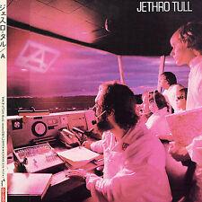 WITH A Bonus DVD Jethro Tull JAPAN OBI REPLICA SEALED CD LIMITED EDITION SET
