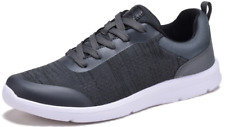 New Mens Athletic Running Tennis Shoes Light Weight Lace Up Walking Gym Sneaker