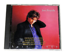 Promo CD: Jerry Riopelle - Hush Money (1994 Mesa) Real Man The Heat Hand In Hand
