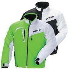 Arctic Cat Men's Champion Pro Flex Winter Snowmobile Jacket - Green, Black