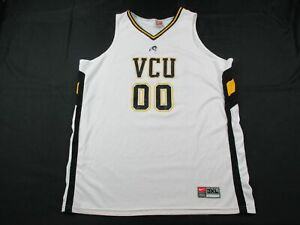 VCU Rams Nike Team Sleeveless Shirt Men's Used 3XL|#00 Rodney