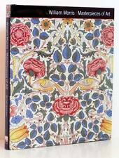 WILLIAM MORRIS Arts & Crafts Design Wallpaper Textiles Printed Woven Embroidered