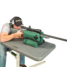 Shooting Range Sand Bag Set Rifle Gun Bench Rest Stand Front Bag Hunting
