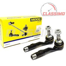 Moog Track Tie Rod End Pair for BMW 5 6 7 SERIES E60 E61 E63 E64 E65 - 2003-2010