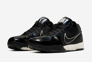 Nike Kobe 4 IV Protro Undefeated Black Mamba   CQ3869-001   SHIPS FAST