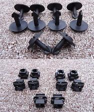 10 x MOTORSCHUTZ UNTERFAHRSCHUTZ EINGINE CLIPS FIXING FORD