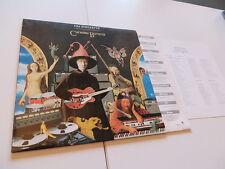 Ray Manzarek - Carmina Burana ..Dutch A&M 1983 ..Insert ..Vinyl/Cover: mint(-)
