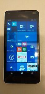 Microsoft Lumia 550 (Mobile Phone)  White - Used - £40