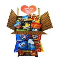 Break Time Snacks Care Package: Gift for Office, CPAs, Co-Workers