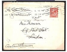 MS00194 1916 GB Red Cross Mail Chief Commissioner Signed Courtauld Thomson PTS