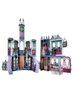 Monster High Deluxe High School Dollhouse Playset Furniture