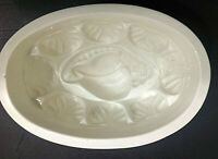 Antique English Jelly Mold Regd Mark #460000 - 1905