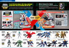 Bandai GUNPLA Bausatz SD BB SENSHI SDCS Gundam Model Kit NEU ORIGINAL