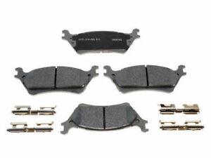 Rear AC Delco Brake Pad Set fits Ford F150 2012-2016, 2018-2020 2.7L V6 22TYNB