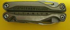 Leatherman Charge Plus TTI Multi-Tool 19 Function Titanium