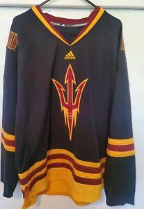 For Sale!!! ==== Arizona State Ice Hockey Jersey ====