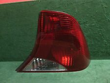 2000 - 2004 Ford Focus RH passenger side tail light. Chipped Used OEM