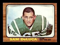1966 Topps #91 Sam DeLuca NM/NM+ X1328693