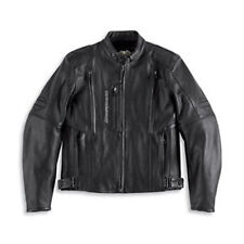JACKET VINTAGE GENUINE LEATHER HARLEY DAVIDSON SIZE XL **STOCK** SALE -25%