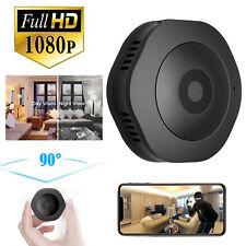 Mini Spy Camera HD 1080P Video Recorder Cam Hidden Home Security Night Vision