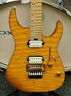 2021 Charvel Pro-Mod DK24 HH FR QM Electric Guitar! Quilt Maple Top! NO RESERVE!
