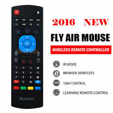 2.4G Remote Control Mini Keyboard Fly Air Mouse Xbmc Android Mini Pc Tv Box K2