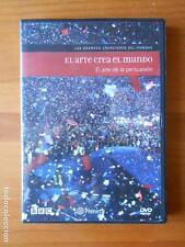 DVD EL ARTE CREA EL MUNDO 3 - EL ARTE DE LA PERSUASION - LAS GRANDES CREACIONES