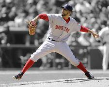 Boston Red Sox DAVID PRICE Glossy 8x10 Photo Spotlight Print Baseball Poster