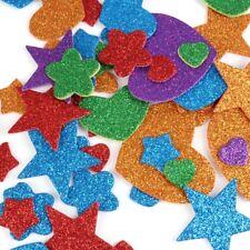 Fox Dogs Cats Birds Flowers Lions Foam Stickers Kids Children Scrapbooking Craft
