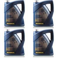 20L Kühlflussigkeit MANNOL Antifreeze AG13 Special Frostschutz grün