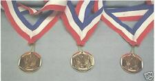 set of 3 racing medal neck drape trophy cub scout derby