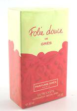 (GRUNDPREIS 166,33€/100ML) GRES - FOLIE DOUCE DE GRIES FOR WOMAN 30ML EDT SPRAY