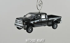 Custom '14 Dodge RAM 2500 Quad Cab Truck Long Box Bed Christmas Ornament EXT LXT