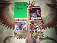 Pokemon Complete Deck - **M Salamence EX** - GX Hydregion EX Latios Latias