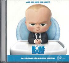 DreamWorks Hörspiel CD - the Boss Baby - Wer ist hier der Chef?